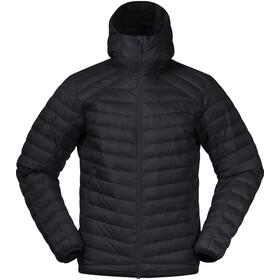 Bergans Røros Down Light Jacket with Hood Men, black
